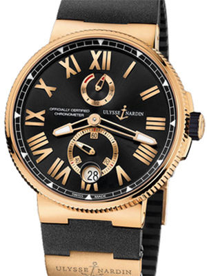 1186-122-3/42 Ulysse Nardin Marine Chronometer