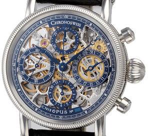 CH7523SBL Chronoswiss Artist Unique Timepieces