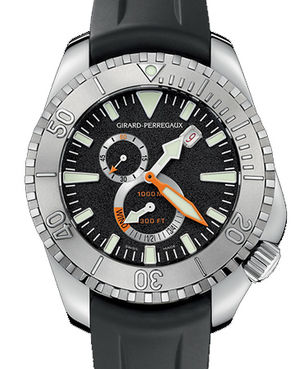 Girard Perregaux BMW Oracle Racing 49950-11-633-FK6A