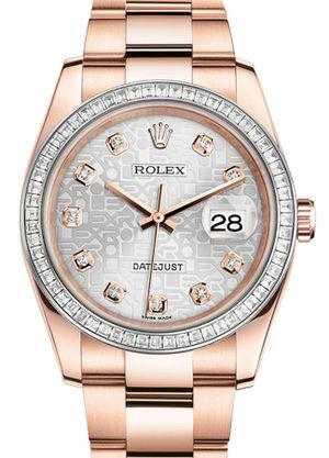 M116285BBR-0008 Rolex Datejust 36