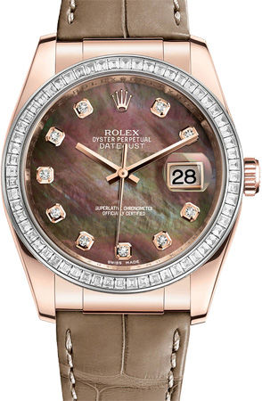 Rolex Datejust 36 M116185BBR-0008