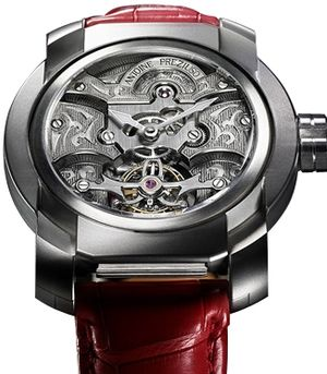 B-side tourbillon Antoine Preziuso Master Exclusive Creations