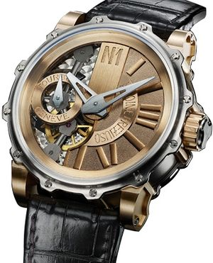 Mega tourbillon Antoine Preziuso Master Exclusive Creations