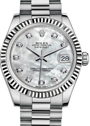 Rolex Datejust 31 M178279-0015