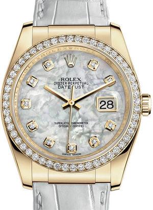 Rolex Datejust 36 M116188-0091