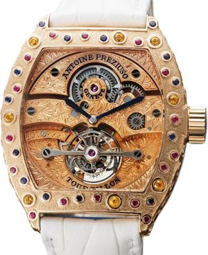 Pop Art Antoine Preziuso The Tourbillons