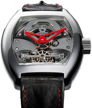Grand Tourbillon Sport Antoine Preziuso The Tourbillons