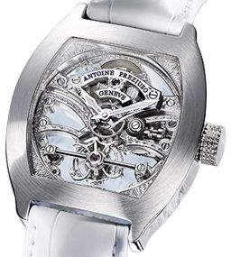 White Angel Antoine Preziuso The Tourbillons