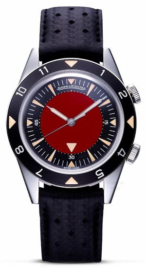 Tribute to Deep Sea RED Jaeger LeCoultre Memovox