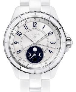 Chanel J12 White H3404