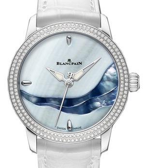 3400A-4544-55B Blancpain Women Quantième