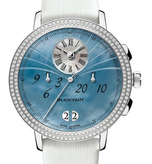 3626-4544L-64A Blancpain Women Quantième