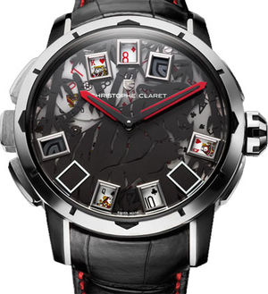 MTR.BLJ08.340-361 Christophe Claret Casino Game