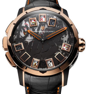 MTR.BLJ08.370-391 Christophe Claret Casino Game