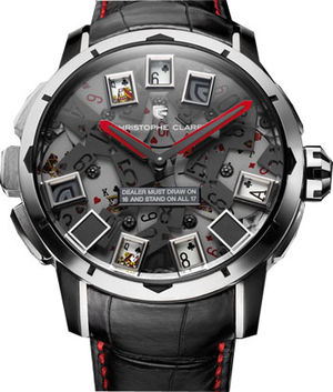 MTR.BLJ08.000-021 Christophe Claret Casino Game