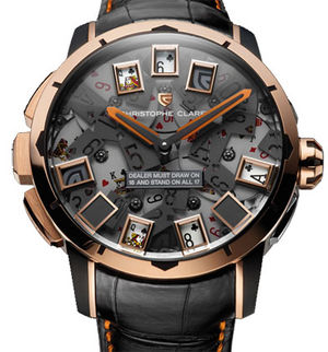 MTR.BLJ08.030-051 Christophe Claret Casino Game