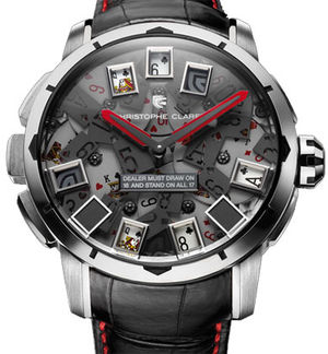 MTR.BLJ08.160-181 Christophe Claret Casino Game