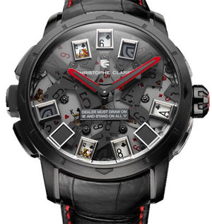 MTR.BLJ08.190-211 Christophe Claret Casino Game