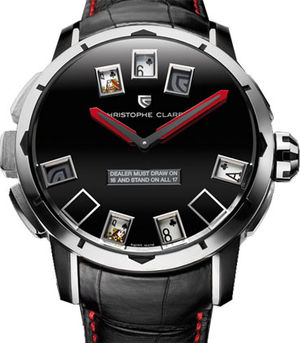 MTR.BLJ08.311-331 Christophe Claret Casino Game