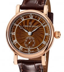 Chronoswiss Artist Unique Timepieces CH-6421.1RE2-BR