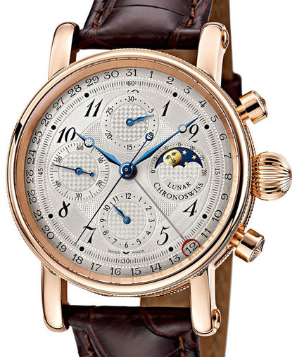 CH-7541LR Chronoswiss часы Chronograph Moon Phase