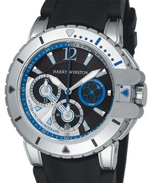 Harry Winston Ocean Sport Chronograph and Diver OCEACH44WZ005