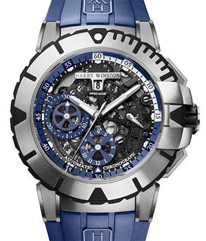 Harry Winston Ocean Sport Chronograph and Diver OCSACH44ZZ007