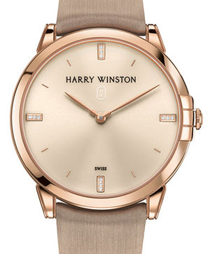 MIDQHM39RR001 Harry Winston Midnight Collection