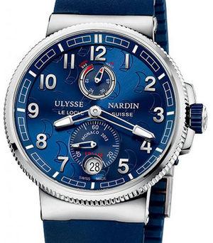1183-126LE-3/63_MON Ulysse Nardin Marine Chronometer