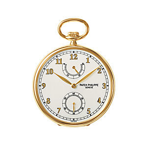 Patek Philippe Patek Pocket Watches 972/1J-010