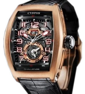 CTT RGR-2012 Cvstos Masterpiece Twin-Time