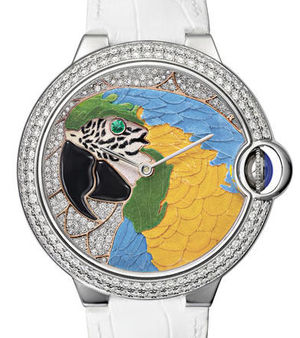 Cartier Creative Jeweled watches HPI00769