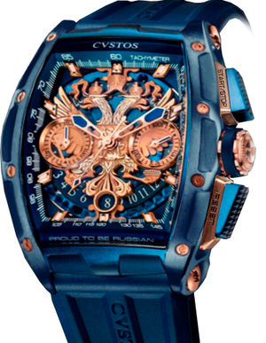 Challenge Russia Blue Edition Cvstos Limited Edition