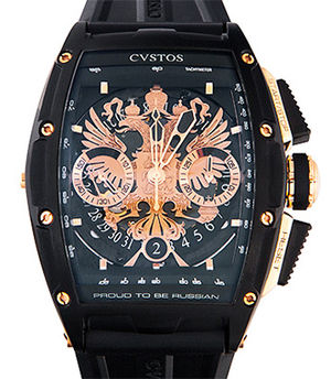 Cvstos Limited Edition Challenge II Chrono Eagle of Russia