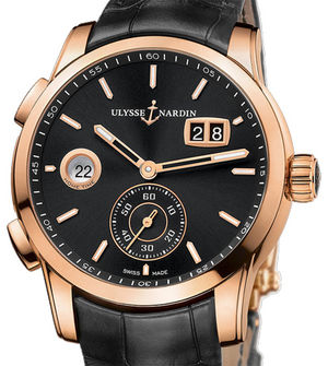3346-126/92 Ulysse Nardin Dual Time Manufacture