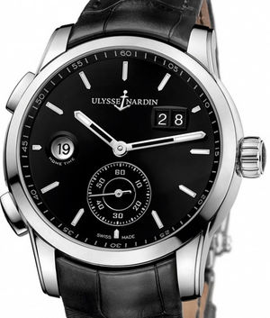 3343-126/92 Ulysse Nardin Dual Time Manufacture