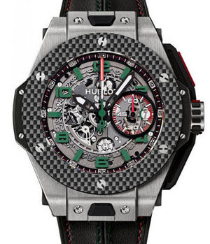 401.NQ.0123.VR.FMX13 Hublot Big Bang Unico 45 mm