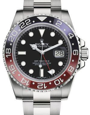 Rolex GMT-Master II 116719BLRO