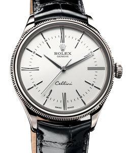 50509 white dial Rolex Cellini