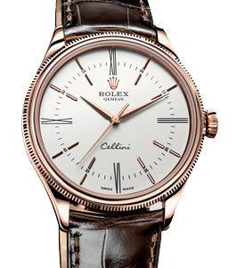50505 white dial Rolex Cellini