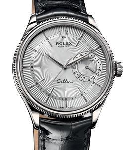 50519 silver dial Rolex Cellini