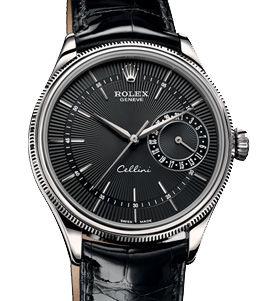 50519 black dial Rolex Cellini