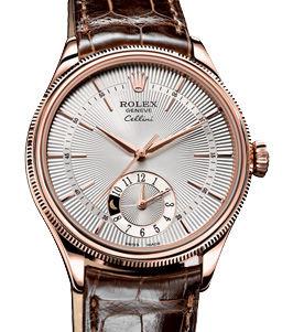 50525 silver dial Rolex Cellini