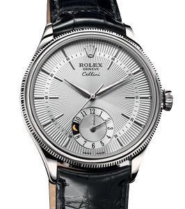 50529 silver dial Rolex Cellini