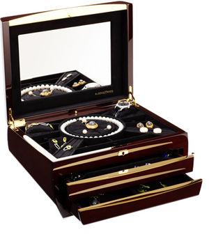 Cosmopolitan Cherry Wood Buben & Zorweg Collection Cases