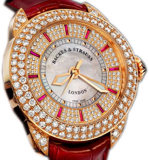 RE.4452MA.D2R.rubies Backes & Strauss Regent Collection