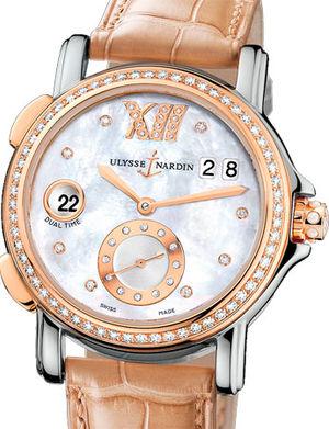 Ulysse Nardin Dual Time Lady 245-22B/391-IND