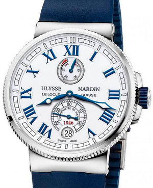 1183-126-3/40 Ulysse Nardin Marine Chronometer