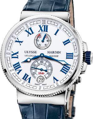 1183-126/40 Ulysse Nardin Marine Chronometer