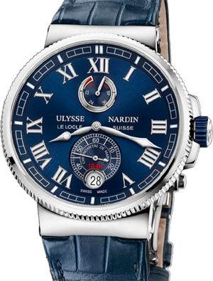 1183-126/43 Ulysse Nardin Marine Chronometer